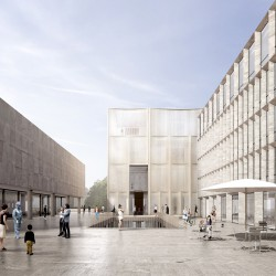Staab Architekten. historische mitte . Cologne  (2)