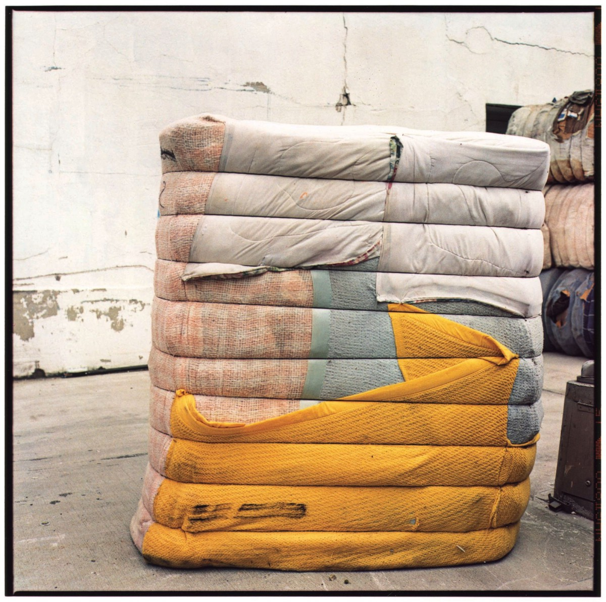 Yellow, Pink, Blue Bundle . 2001