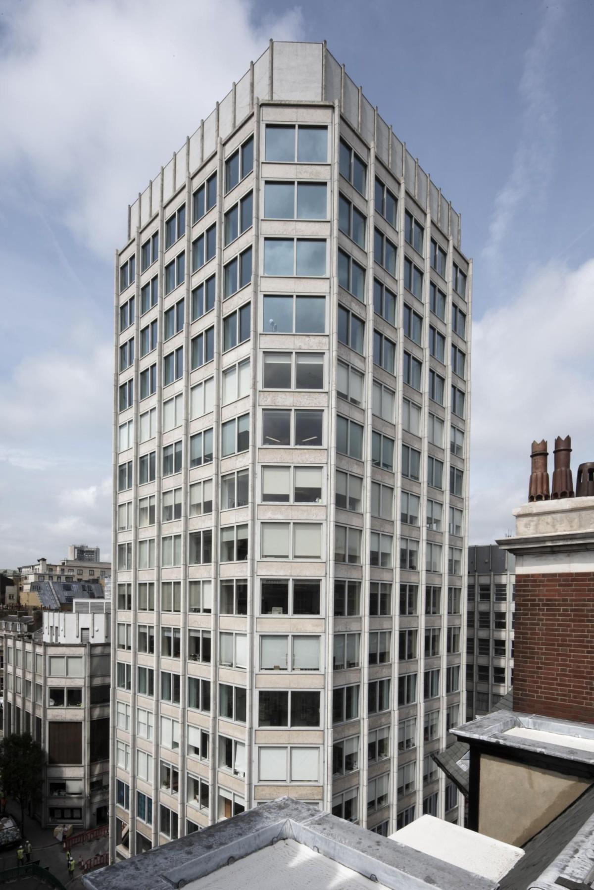 DSDHA . Economist Plaza . London (1)