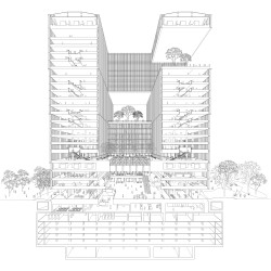 David Chipperfield . Amorepacific Headquarters . SEOUL (30)
