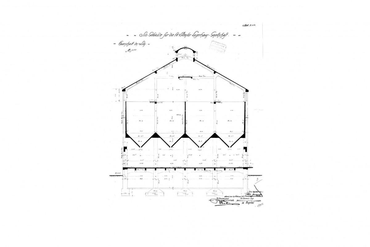 Harry Gugger . silo Erlenmatt  conversion . BASEL  (9)