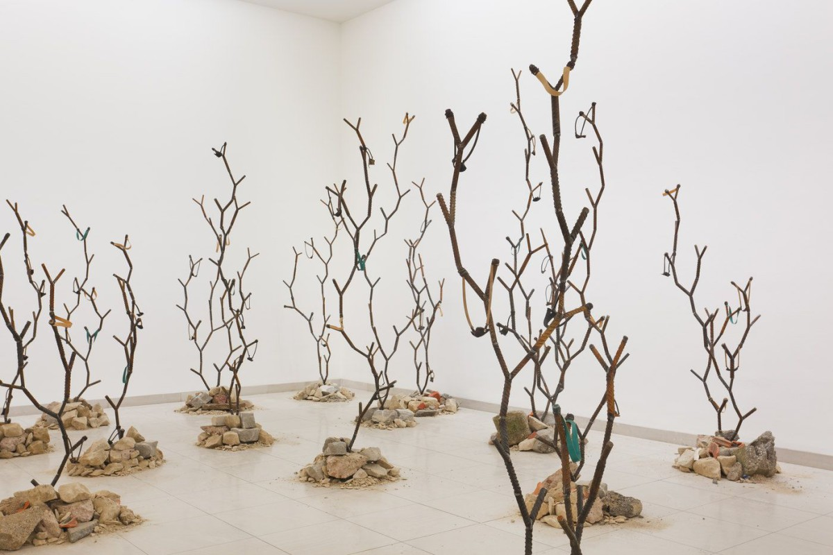 Kader Attia . Intifada The Endless Rhizomes of Revolution . 2016 (1)