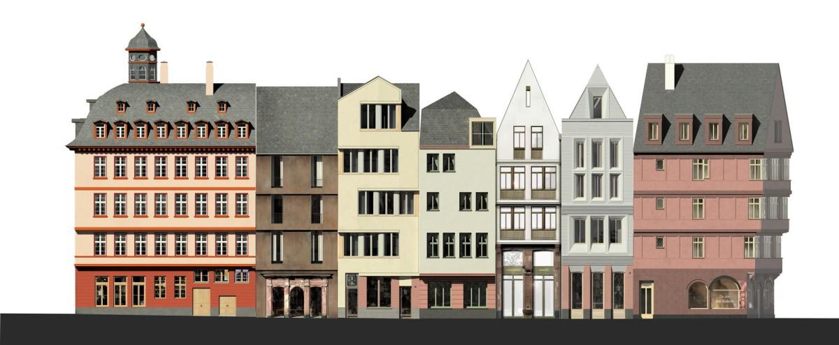 Morger Partner . Dom-Römer Areal housing . Frankfurt  (9)