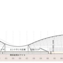 SANAA . new Sports Hall . Kagawa (10)