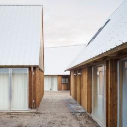 lenschow & pihlmann . Student Village . Aarhus (5)