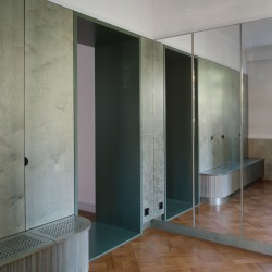 Bureau Brisson . Renovation of private villa built in the 1930's . Lausanne  (7)