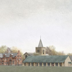 Caruso St John . Gladstone's Library expansion . Hawarden (1)