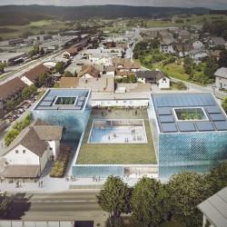 ETB . new Cultural and Administrative Center . Ivancna Gorica (4)