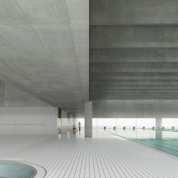 Raumbureau . 50m swimming pool . Neufeld (2)