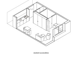 Dominique Coulon & associés. Housing for elderly people . Huningue (100 (14)