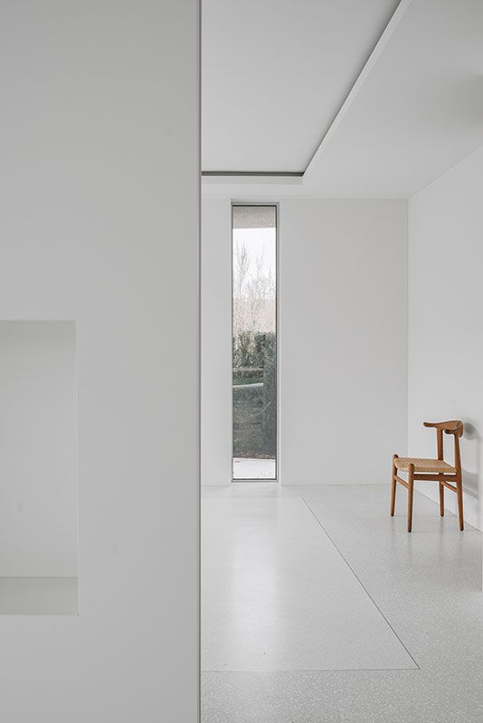 Think architecture . House for an Art Collector . Zurich (7)