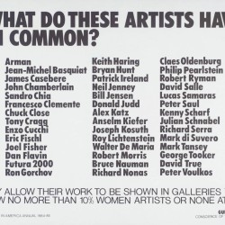 What Do These Artists Have In Common? 1985
