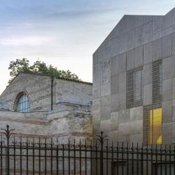 Bernard Desmoulin . Cluny museum new acces . Paris  (3)