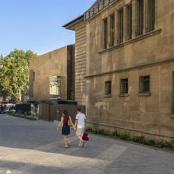 Bernard Desmoulin . Cluny museum new acces . Paris  (6)