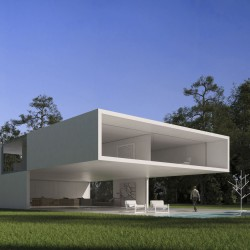 FRAN SILVESTRE . HOUSE IN THE LAKE . CALDES DE MALAVELLA (2)