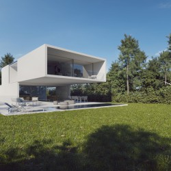 FRAN SILVESTRE . HOUSE IN THE LAKE . CALDES DE MALAVELLA (4)