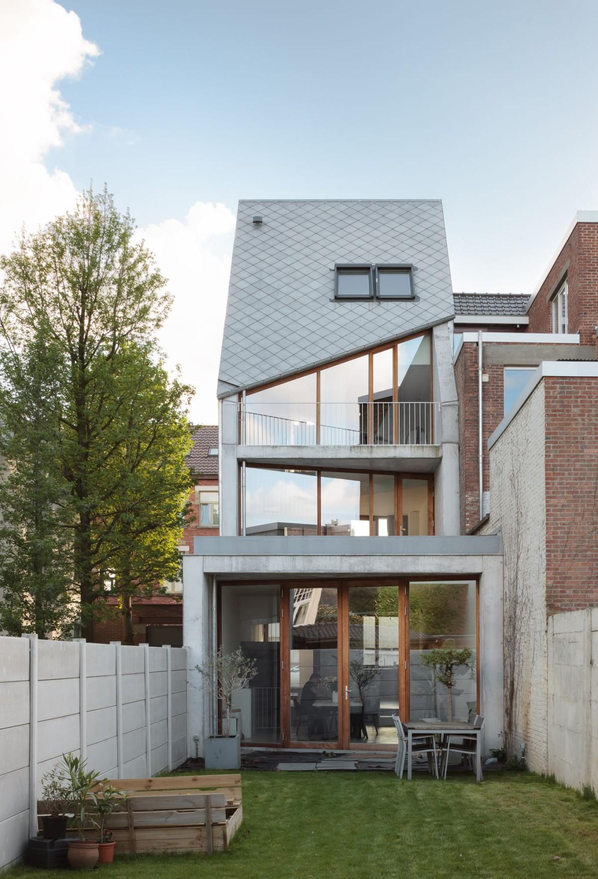 House VP-VA by Graux & Baeyens architecten