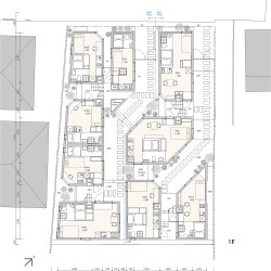Hiroyuki Ito . Uehara Apartment . Tokyo (15)