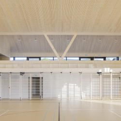 Localarchitecture . POLYVALENT HALL. LE VAUD (11 (8)