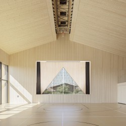 Localarchitecture . POLYVALENT HALL. LE VAUD (11 (9)