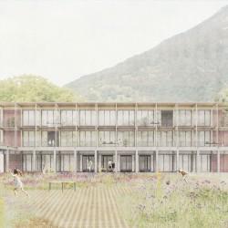 Marianne Meister . Campus Bammatta new primary school . Naters  (1)