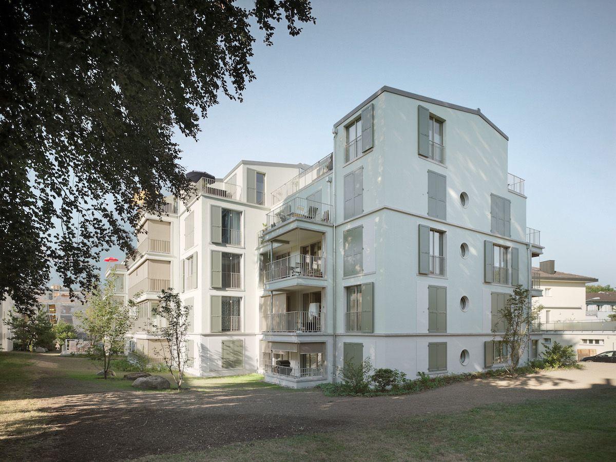 Marion Hoffmann . Housing building . Zurich (1)