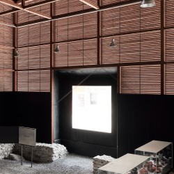 Peter Zumthor . Shelter for Roman Ruins .  Chur  (16)