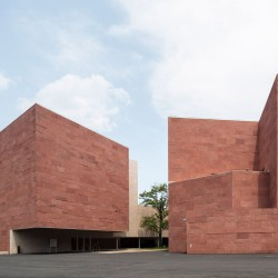 Siza . Castanheira . International Design Museum of China . Hangzhou (1)