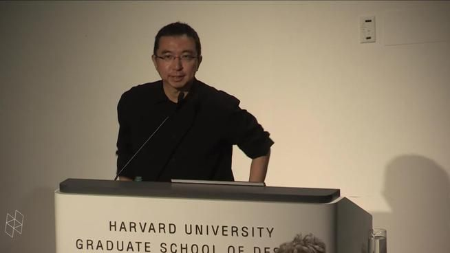 "Sou Fujimoto, ""Between Nature and Architecture"""