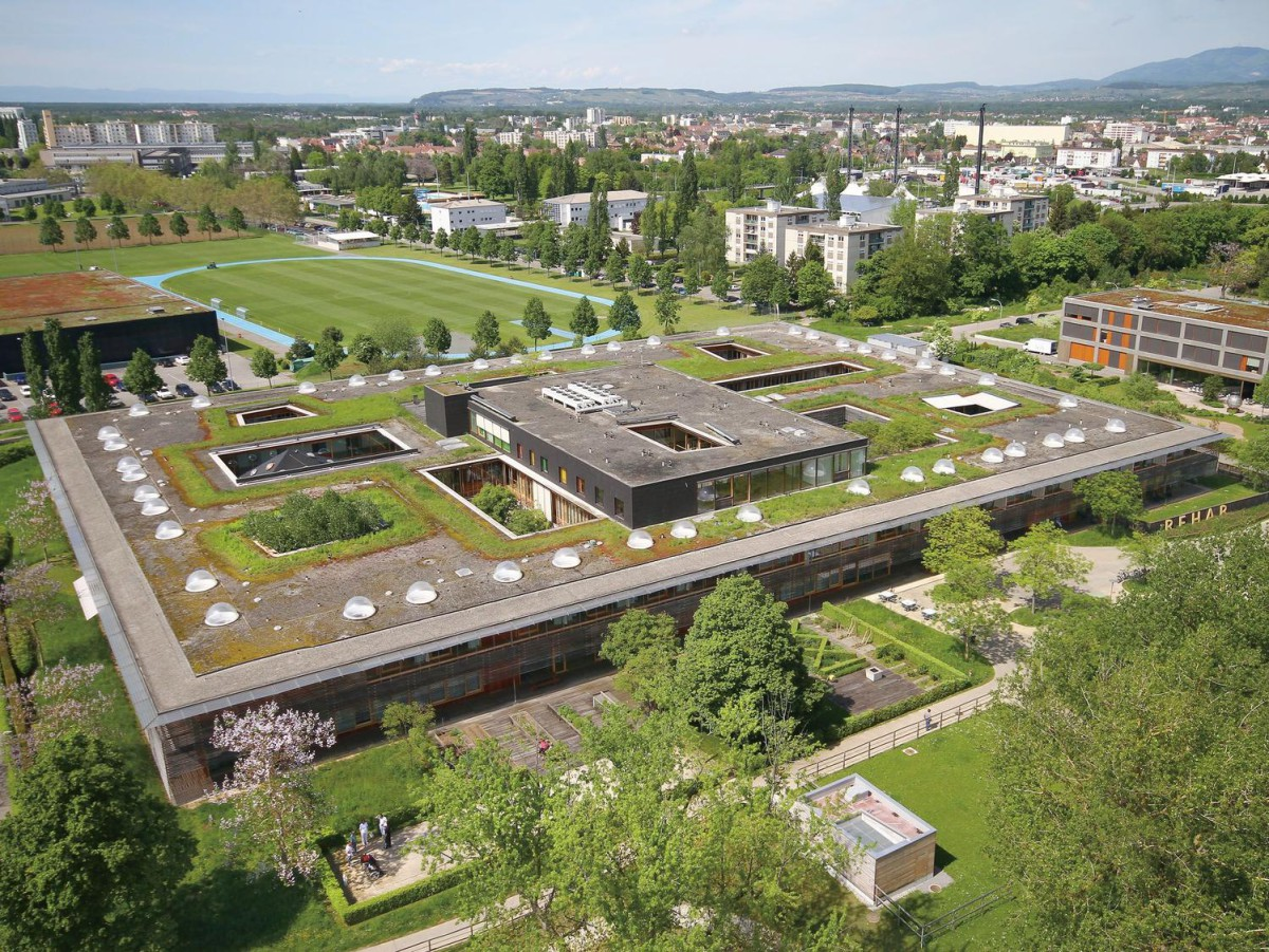 Herzog & de Meuron . REHAB  Centre for Spinal Cord and Brain Injuries . Basel (1)