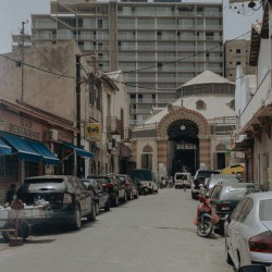 Lacaton & Vassal .  Lacoste  HOTEL . Dakar afasia (1)