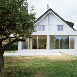 Lacroix Chessex . Private house extension . Gland (1)