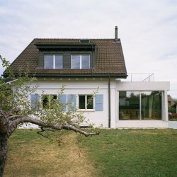 Lacroix Chessex . Private house extension . Gland (14)