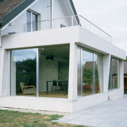 Lacroix Chessex . Private house extension . Gland (3)