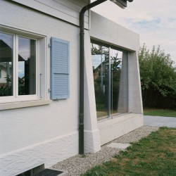 Lacroix Chessex . Private house extension . Gland (9)