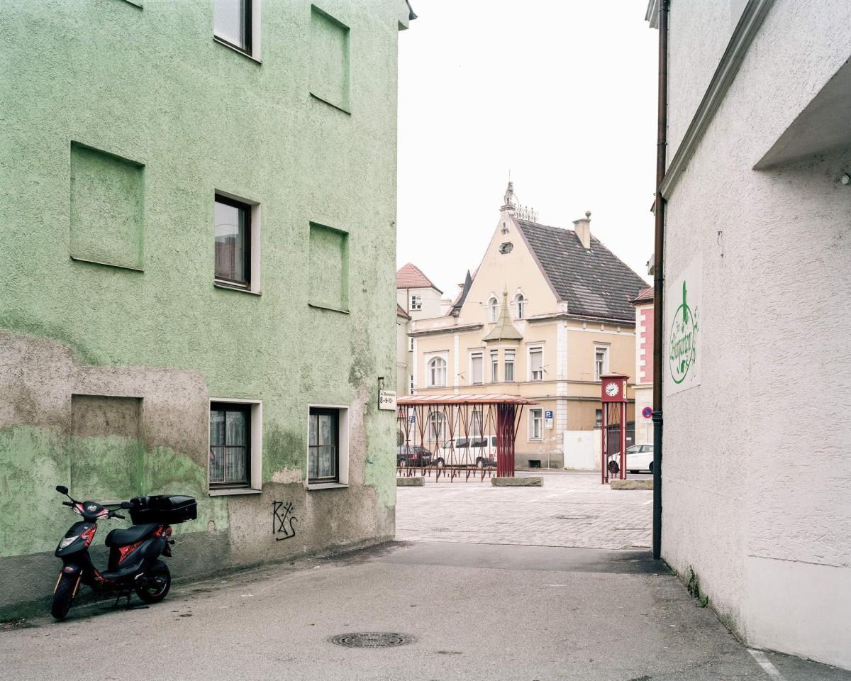 Max Otto Zitzelsberger . Warte Haus . Landshut afasia (3)