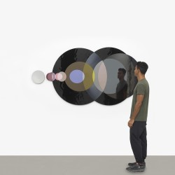 Olafur Eliasson . The speed of your attention . 2018 (3)
