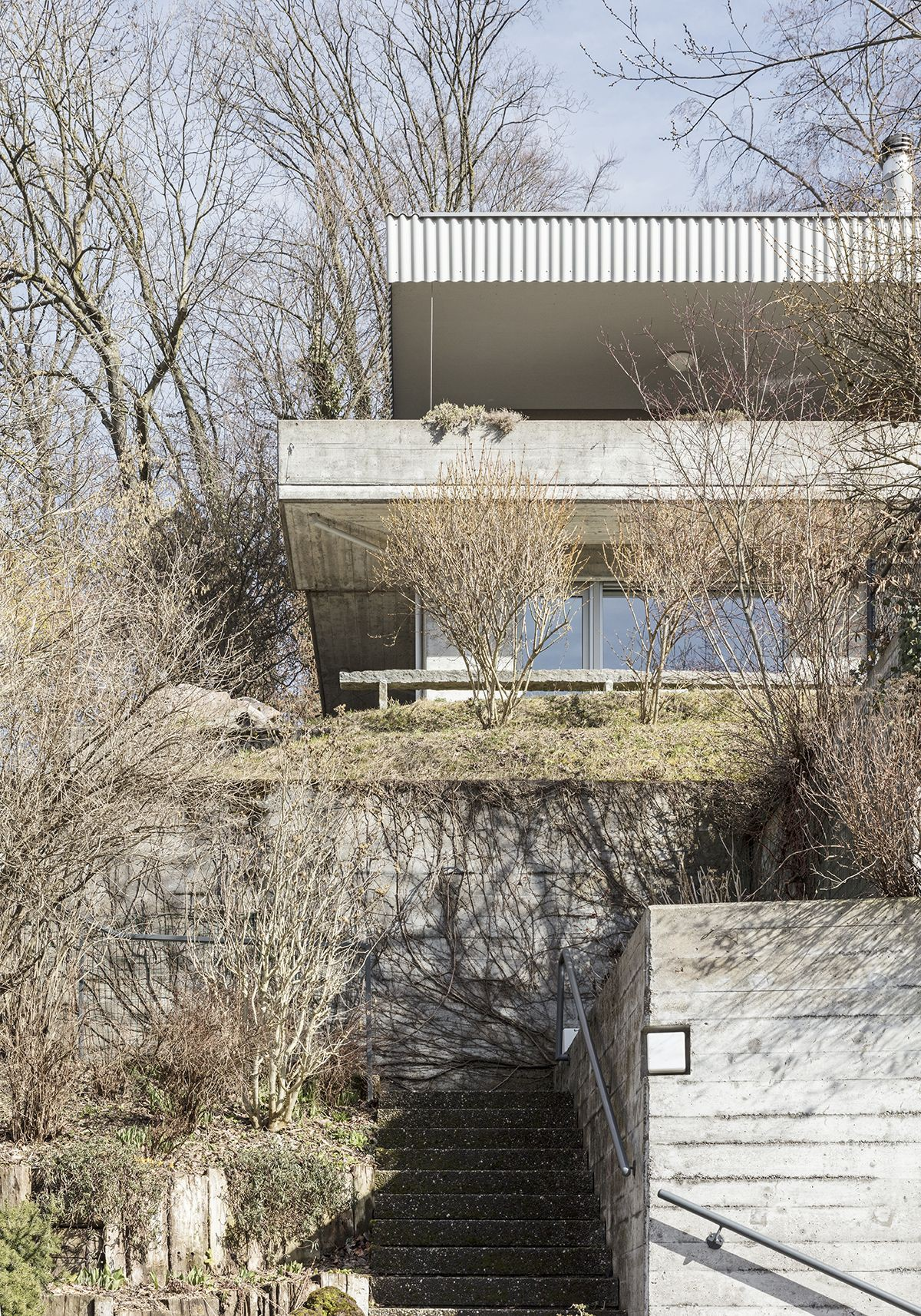 Rudaz Architekten . House renovation . Killwangen  (1)