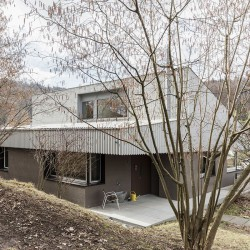 Rudaz Architekten . House renovation . Killwangen  (4)