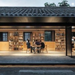 Vector Architects . Suochengli Neighborhood Library . YANTAI (3)