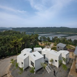YounghanChung Architects . Floating Cubes . Cheongju  (3)
