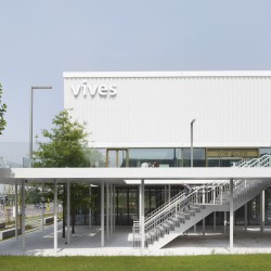 dmvA architects . The Cube . Kortrijk (1)