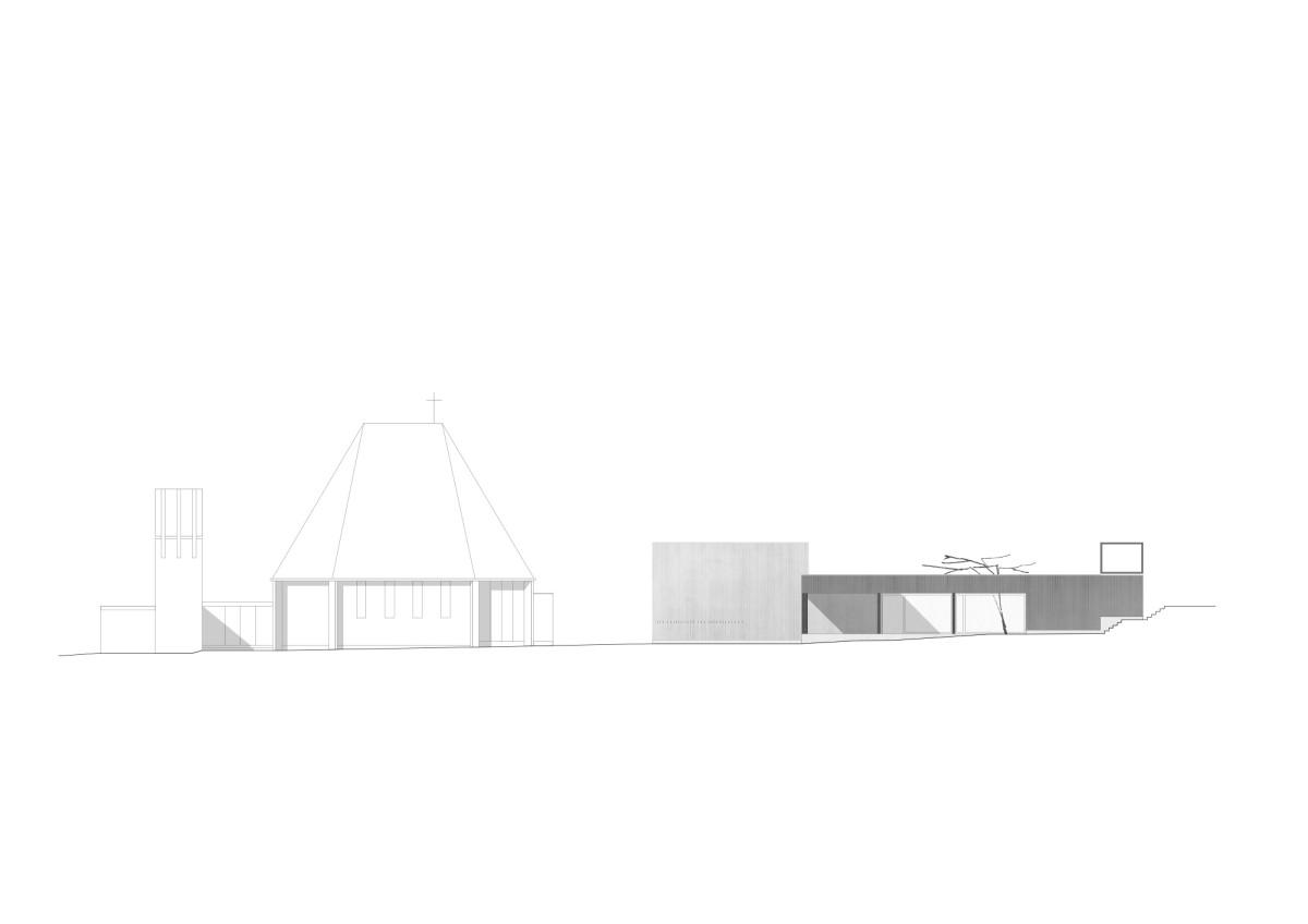 meck architekten .  Community Center . Markt Schwaben (11)