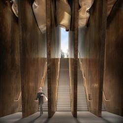 Adjaye . Arad .  UK Holocaust Memorial and Learning Centre . london (10)
