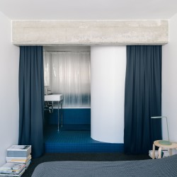 Collet & Muller . Renovation of an apartment from the 60s . Paris afasia (3)