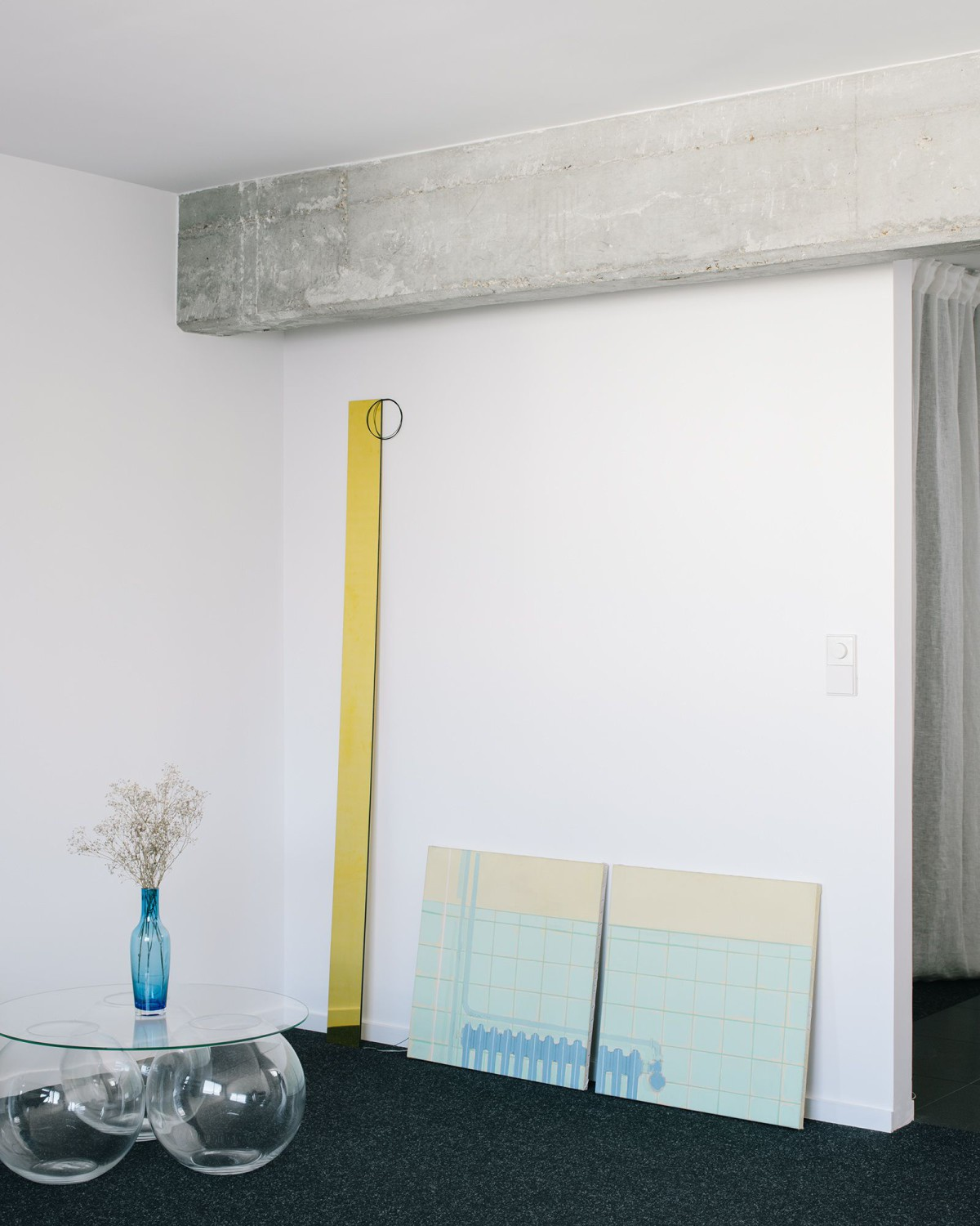 Collet & Muller . Renovation of an apartment from the 60s . Paris afasia (5)