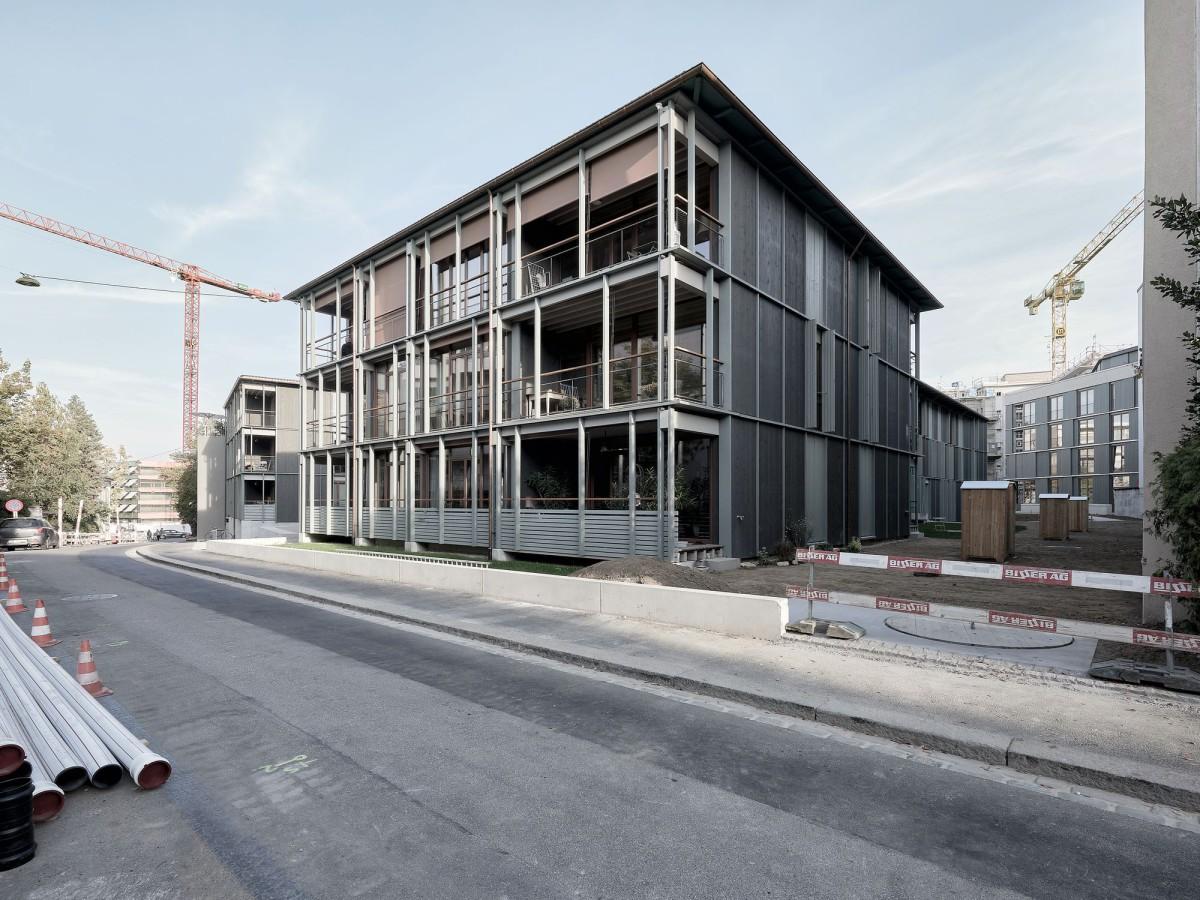Esch Sintzel Architekten