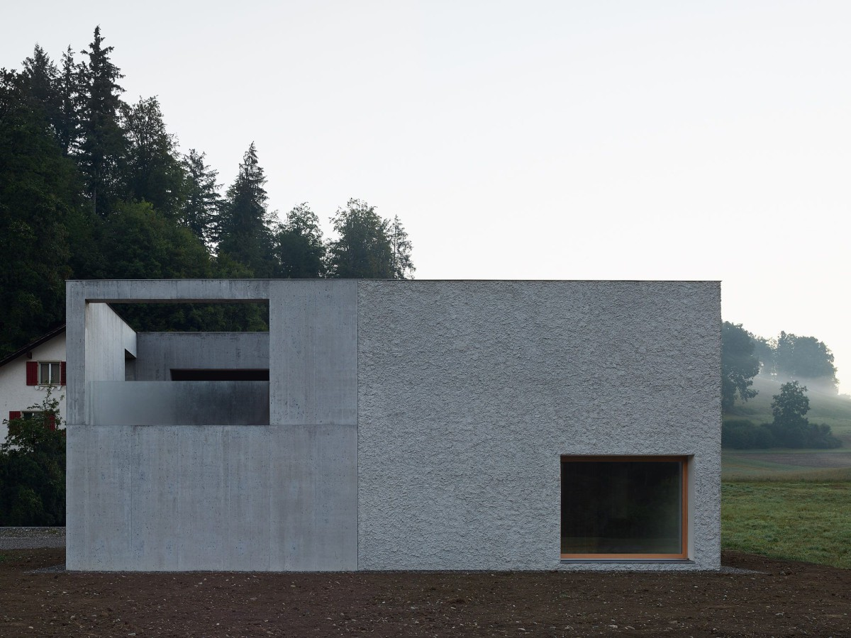 Gautschi Lenzin Schenker . Family house . Teufenthal afasia (5)