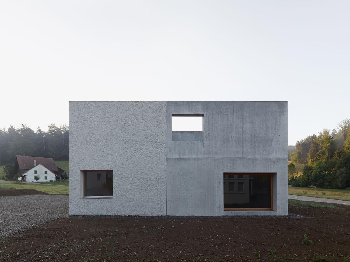 Gautschi Lenzin Schenker . Family house . Teufenthal afasia (6)