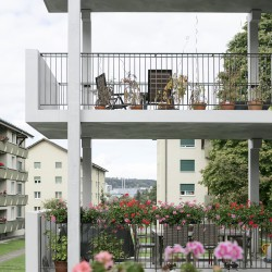 Peter Kunz . Hofwiesenweg housing . Winterthur afasia (8)